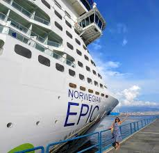 our first time aboard norwegian epic terranean cruise