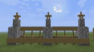 Minecraft fence Fancy Minecraft Fence Armour Stand Jay Fencing Fence Minecraft Hall Of Fame Amazing Creative Minecraft Fences