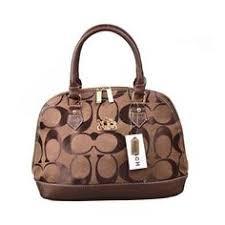 Coach Madison Signature Medium Coffee Satchels DON Purses And Bags, Coach  Purses, Coach Handbags