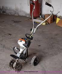 ba9775 image for item stihl mm55 tiller stihl garden b75