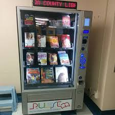 Vending Machine Books Custom Vending Machines With Books Instead Of Junk Food Incredible Things