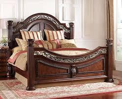 San Marino King Panel Bed - Art Van Furniture   New House   Bed ...