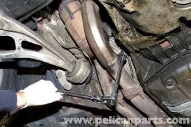 bmw e46 oxygen sensor replacement bmw 325i 2001 2005 bmw large image