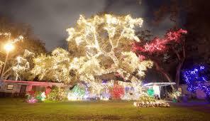 Christmas Lights In Sunrise Florida Best Residential Christmas Light Displays In South Florida