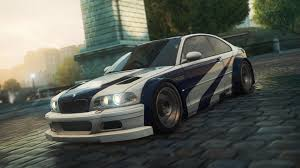 BMW M3 GTR, a competitive edge