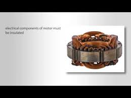 Electric Motors Insulation Class Youtube