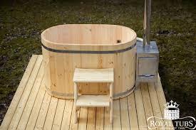 ofuro wooden hot tub