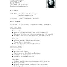 Sample Resume Assistant Teacher Preschool Resumes For Teachers Of A Gorgeous Resumes For Teachers