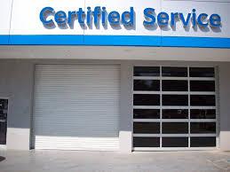 Commercial Garage Doors and Installation | Quality Doors LLC