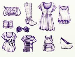 Sketching Clothing Sketches Clothing Barca Fontanacountryinn Com