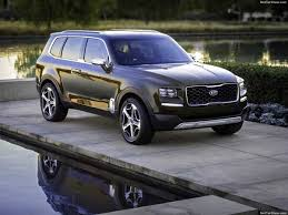 2018 kia suv. wonderful 2018 2018 kia telluride concept is a full size suv that comes with mild body  features and extreme technological ideas that at least for now will have to hold  for kia suv