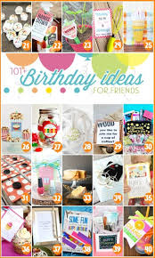 inexpensive birthday presents for a best friend 101 birthday gift ideas for your friends birthday balloon