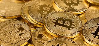Image result for photo of bitcoins