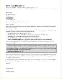 Receptionist Cover Letter Sample Monster With Regard To Cover