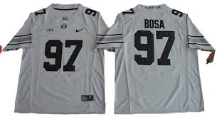 For Grey Cheap Gridion Bosa Sale Buckeyes Jersey Ncaa Joey 97 Ii Stitched effbabed|New Orleans Saints Vs Dallas Cowboys