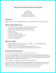 Network Administrator Resume Objective Paknts Com