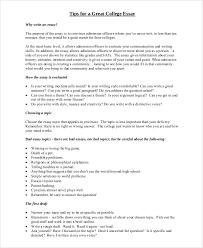 College Admission Essay Topics Write My Possible College Essay Topics