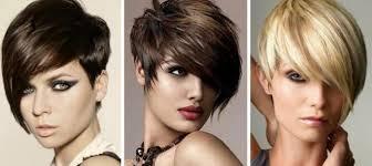 Asymetrické Strihy Na Krátke Vlasy účesy