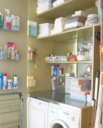 Laundry Room: Small Laundry Room Solutions - Closet