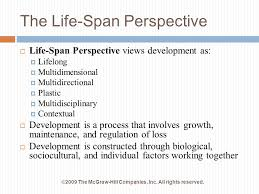 life span development twelfth edition chapter introduction  the life span perspective ©2009 the mcgraw hill companies inc