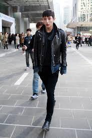 double jacket trend f86f73dbbab08ea4eb15a34d007c632a korean men fashion