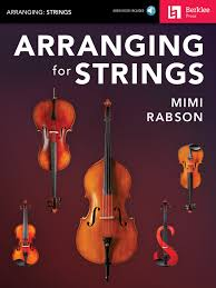 And i will show you step by step how i compose a song base on this lyric. Arranging For Strings Berklee Press