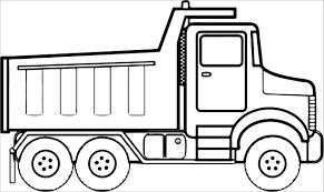Tổng hợp các bức tranh tô màu xe tải đẹp nhất dành tặng cho bé - Chia sẻ 24h
