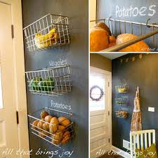 use chalkboard paint on a kitchen