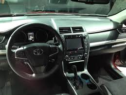 toyota camry 2014 interior. 2015 toyota camry at 2014 new york auto show interior view