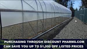 Automated Light Deprivation Fully Automated Light Deprivation Greenhouses For Sale