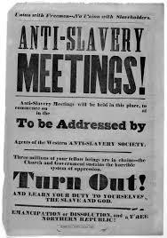 lesson a debate against slavery edsitement escapes slavery middot union men no union slaveholders