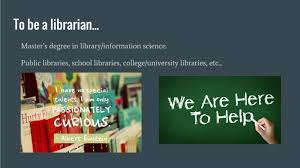 mr library dude curiosity and helpfulness good qualities to be a librarian