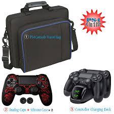 PS4 Защитная Дорожная <b>сумка</b> на плече сумочка и контроллер ...