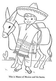 Small Picture Coloring Pages Mexican Coloring 014 Countries Mexico free