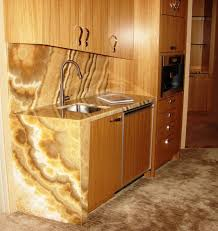 onyx stone marble slab kitchen counter  what you should know about onyx kitchen countertops awesome kitchen d