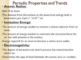 16 Trends In The Periodic Table Worksheet, Periodic Table Trends 2 ...