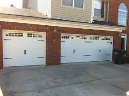double carriage garage doors. Delighful Doors White Carriage Doors With Arched Stockton Window Inserts Intended Double Carriage Garage Doors E