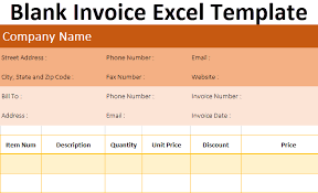 18+ Simple Invoice Format In Excel Free Download Pics