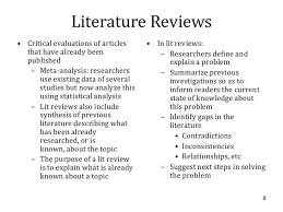 Apa Format Literature Review Sample 26715728645 Literature Review