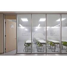 office glass doors. Office Glass Partition Wall China Doors