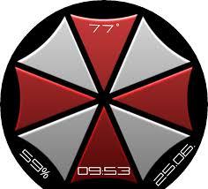 Umbrella Corporation for Moto 360 - FaceRepo