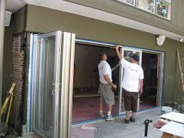 exterior accordion doors. Exterior Doors Los Angeles Panoramic Glass French San Diego Accordion O