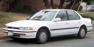1993 Honda Accord 2 door, sadly these never came to Australia | My ...