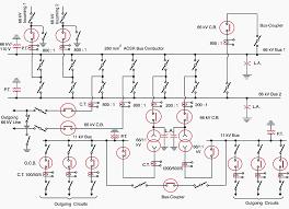 132 33kv Substation Design Pdf Single Line Diagrams Of Substations 66 11 Kv And 11 0 4 Kv Eep