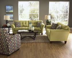 Kylee Lagoon Living Room Set Sofa With 2 Seats And Tufted Back Cushions By Jackson Furniture