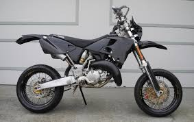 oh yes we did yz125 supermoto south bay riders