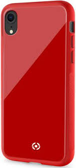 Купить Клип-кейс <b>Celly Diamond для</b> Apple iPhone XR Red по ...