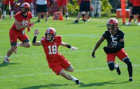 Utes Have A Battle At Cornerback Either Tareke Lewis Or