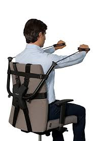 image office workout equipment. OfficeGYM The Office Chair Trainer Image Workout Equipment E