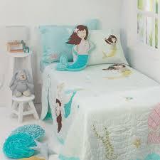 magical mermaids kids bedding set kid
